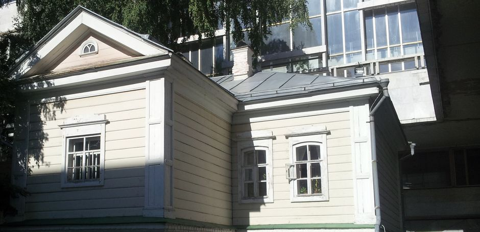 Дом, где родился В.И. Ульянов (Ленин)